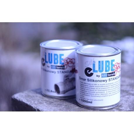 eLUBE Smar Silikonowy Standard 1kg